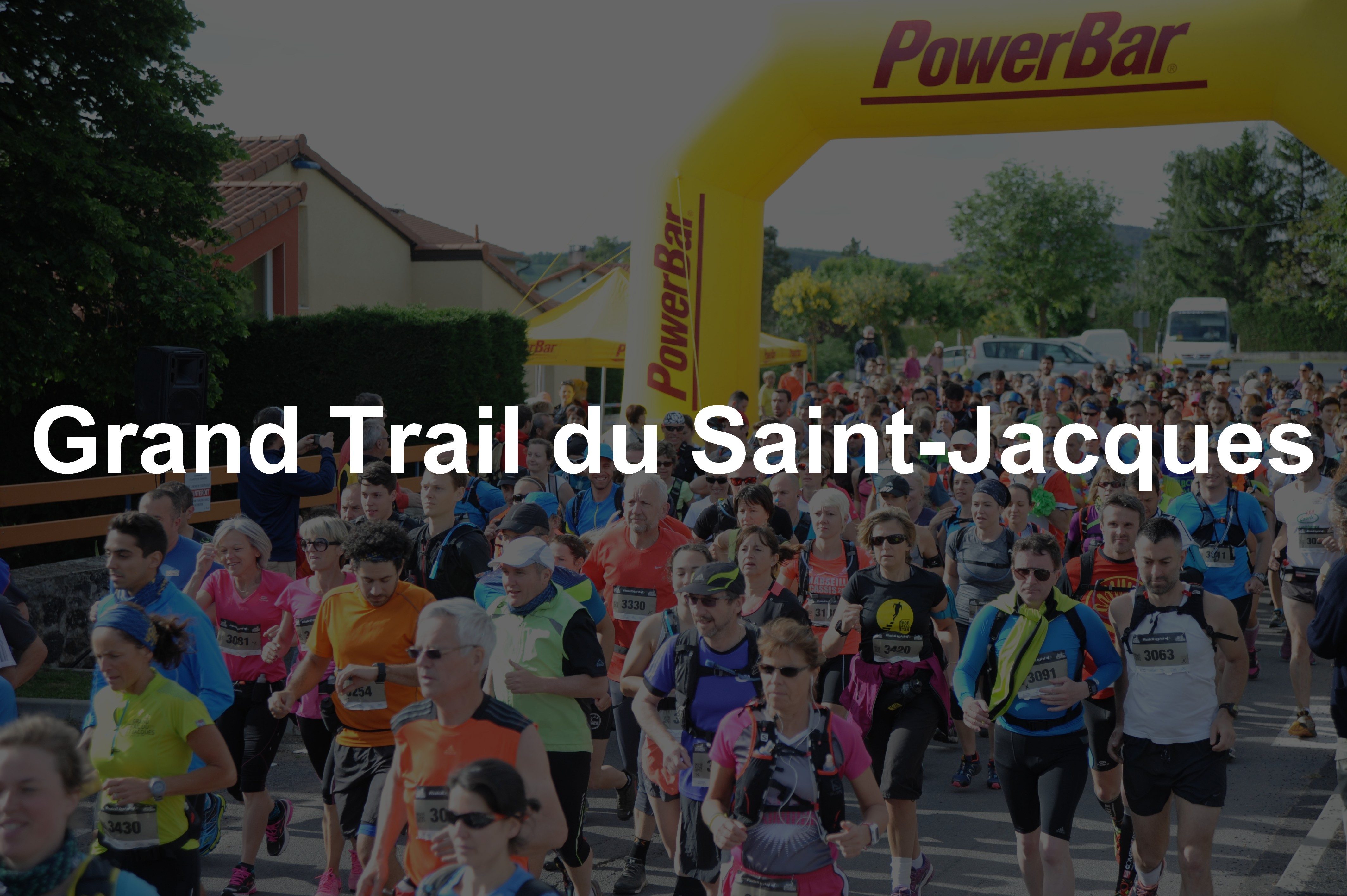 Grand Trail St Jacques