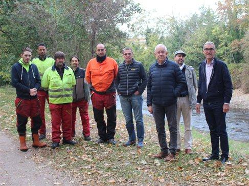 Protéger des rives de la Borne et limiter le risque de crues