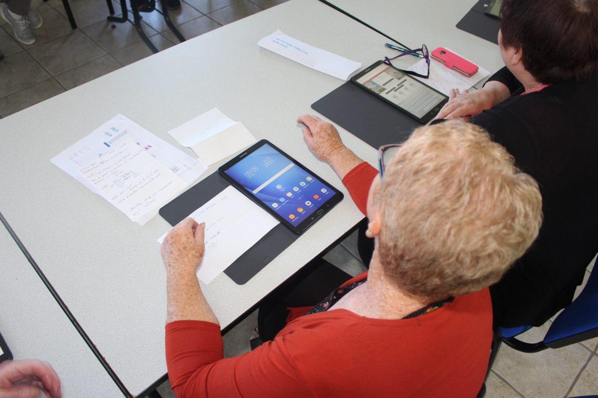 Ateliers informatiques pour les seniors de l'Agglo en juin et juillet