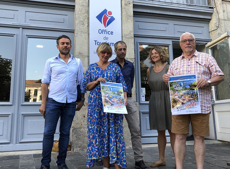 Un week-end riche en sensations avec l'événement Roc et Eau à Monistrol d'Allier