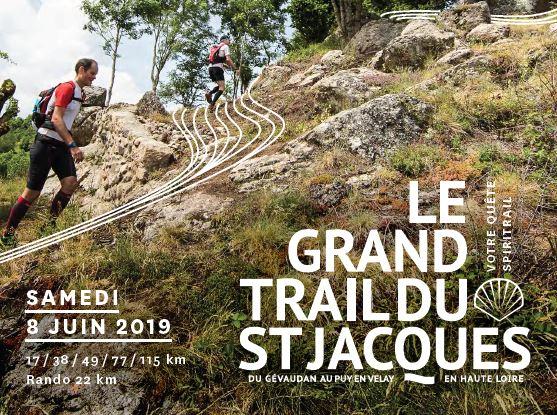 Le Grand Trail du Saint-Jacques c'est ce samedi 8 juin !