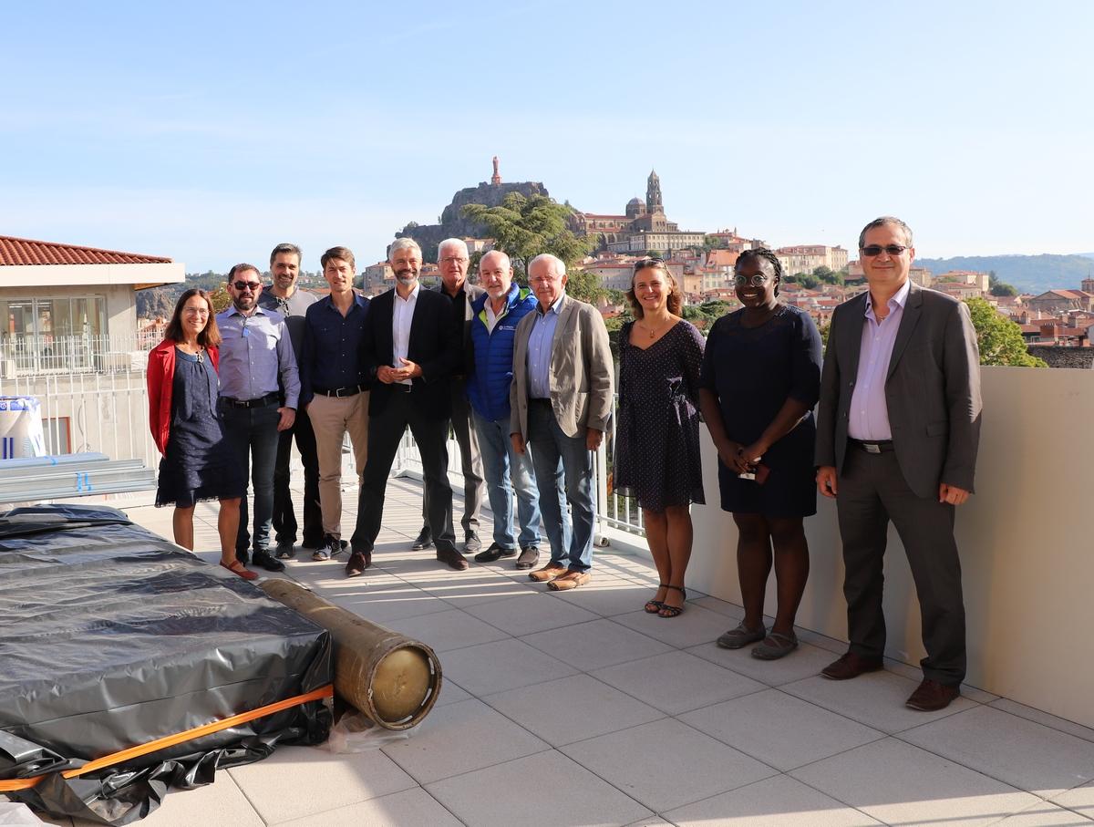 Hôtel des starts-up du numérique au Pensio : dernière ligne droite des travaux de création du Pôle digital