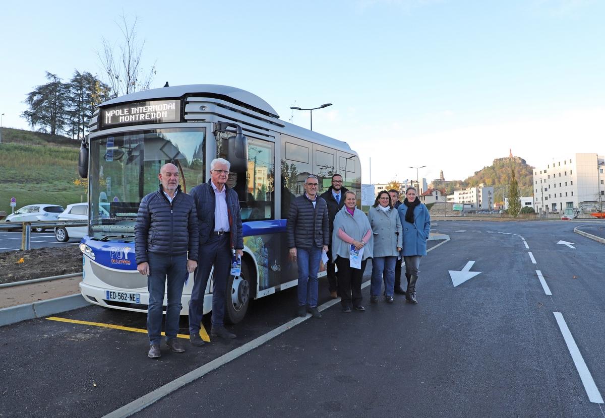 La mobilité électrique: une des priorités pour la ville du Puy-en-Velay