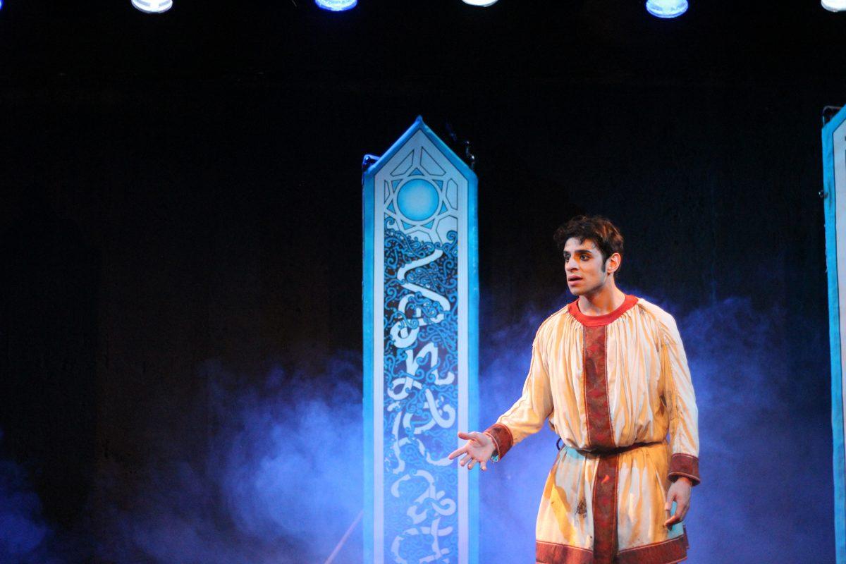 Redécouvrez les aventures d'Aladdin  au Théâtre le samedi 7 décembre