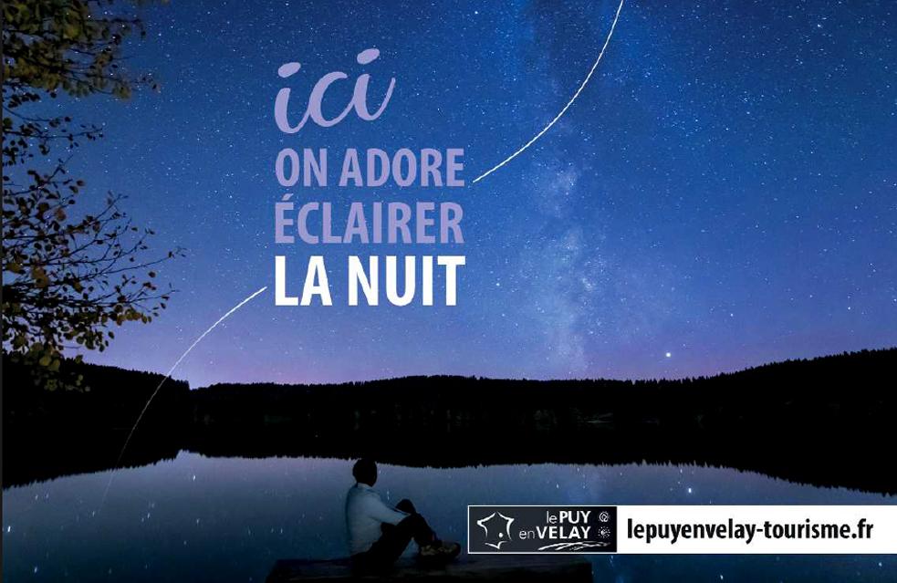 L'office de Tourisme de la Communauté d'agglomération du Puy-en-Velay a lancé sa campagne de communication 2020